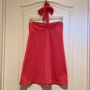 Juicy Couture Beach Girl's pink summer dress